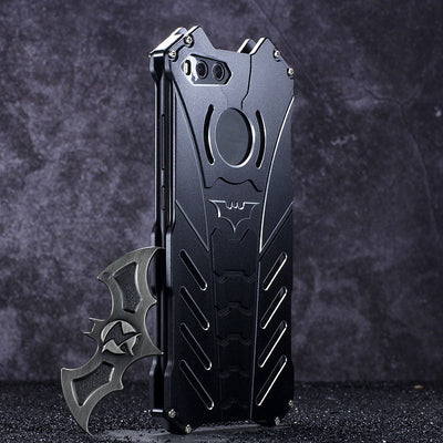 For Xiaomi Mi6 Mi Max 2 Mi 6 Case Luxury Aluminum Metal Bumper Frame Armor Shockproof Phone Case Cover