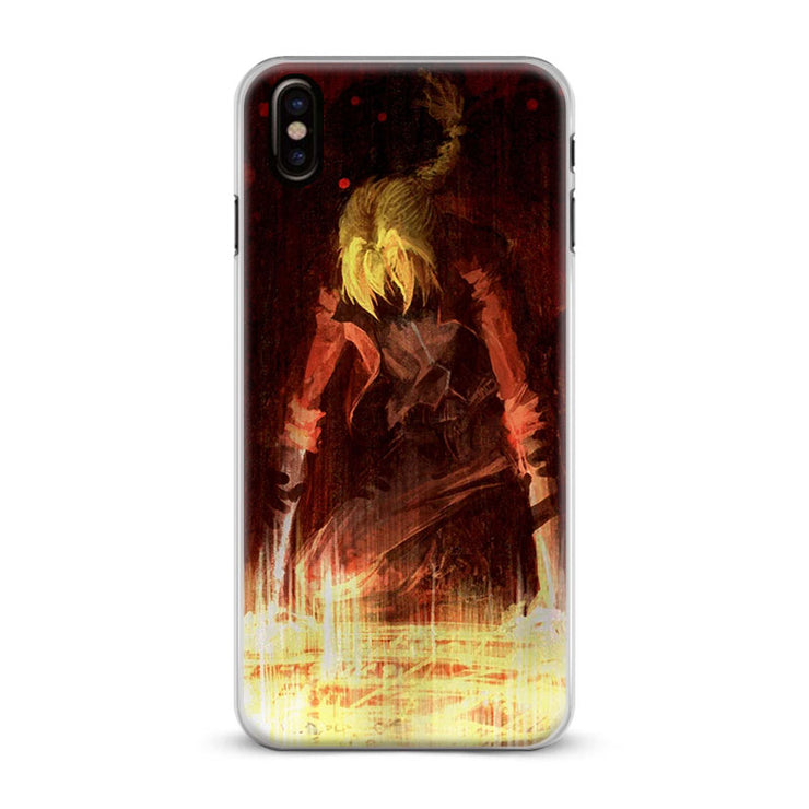 coque iphone 5 fullmetal alchemist
