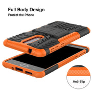 Hard PC Soft Silicone Hybrid Case For Nokia 8.1 7.1 6.1 5.1 3.1 Plus X7 X6 X5 6 2018 8 5 3 2 1 Tough Heavy Duty Armor Back Cover