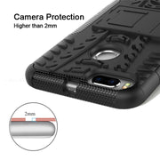 Hard PC Soft Silicone Shockproof Hybrid Case For Xiaomi Pocophone F1 Mi 8 A2 Lite 6X 6 A1 5X 5S Plus 5 4S Tough Armor Back Cover