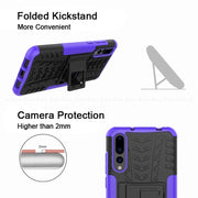 Hard PC Soft Silicone TPU Shockproof Hybrid Case For Huawei P20 P10 P9 P8 Lite 2017 Mate 20 10 9 Pro Honor 10 Tough Armor Cover