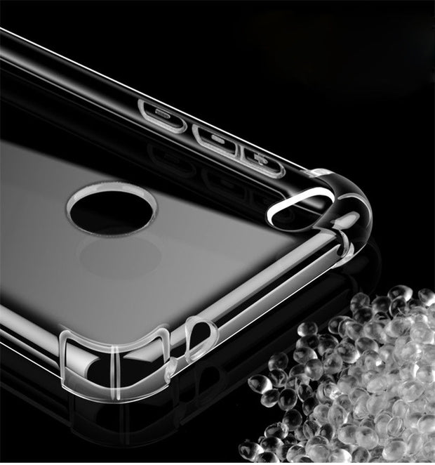 HereCase For Anti-knock TPU Case For Huawei P10 P9 Lite Honor 8X 8 Lite Back Case For Huawei P10 Plus Honor 8 X Soft Shell