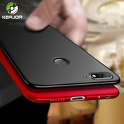 Honor 7C Case For Huawei Honor 7C Pro Case Soft TPU Silicon Matte Cover Ultra Thin Bumper Back Cover For Huawei Honor 7c 7C Pro