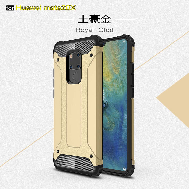 Huawei Mate 20X Case Shockproof Mate 20 Lite Cover Silicone Soft TPU PC Slim Armor Hard Case For Huawei Mate 20 Mate 20 Pro Case