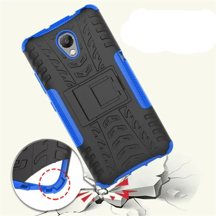Hybrid TPU Armor Silicone Rubber Hard Case For Lenovo Vibe P2 P1 P1M S1 X3 Back Cover For Lenovo K6/K6 Power K8 Note Phone Shell