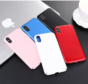 Iphone X Iphone 7 Case Iphone 6 6s 7 8 Plus Case Cover Piano Paint Elegant Ultra-thin PC Hard Cover Case Phone Case For Iphone X