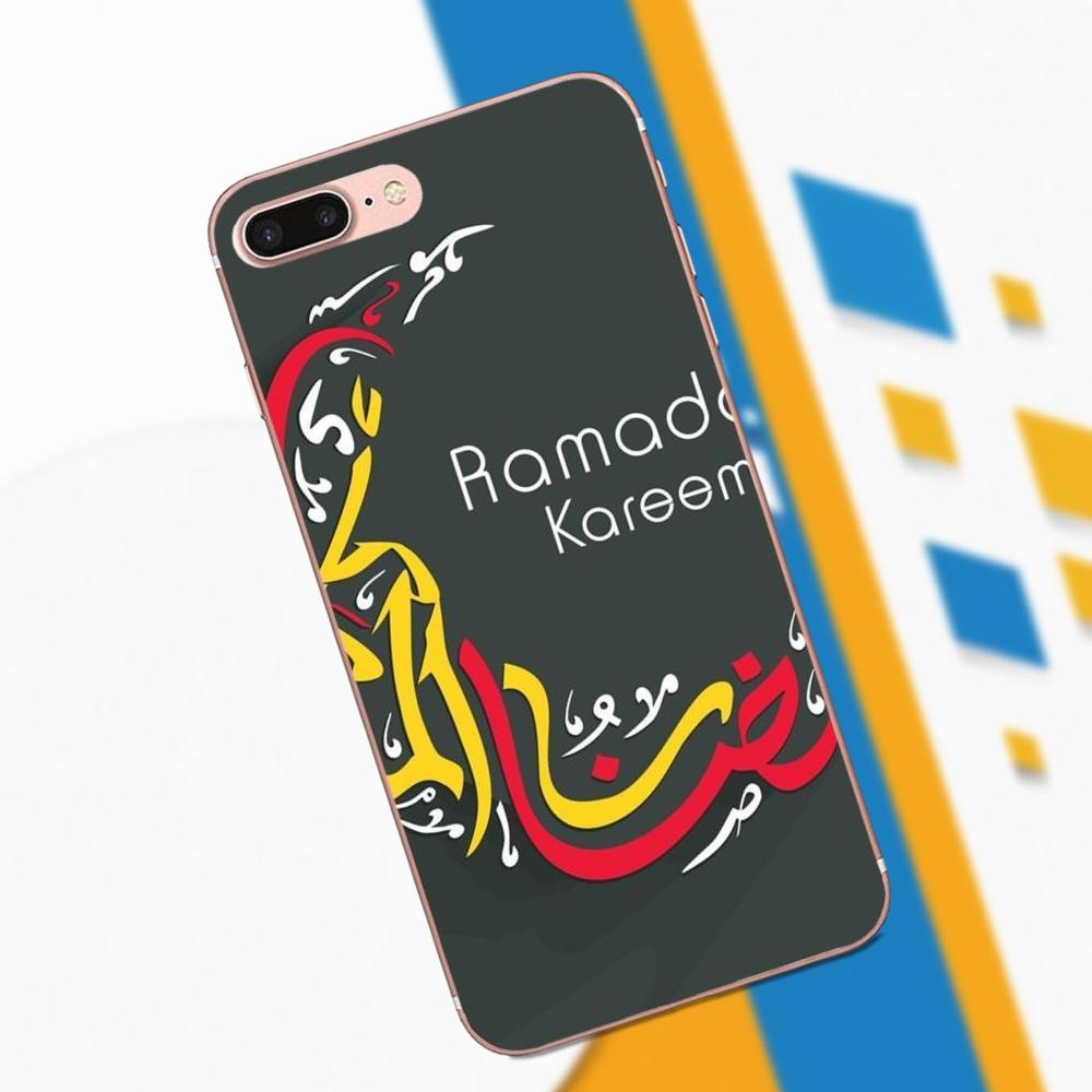 Islam Mosque Ramadan Kareem TPU Cell Phone Case For Galaxy A3 A5 A7 On5 On7 2015 2016 2017 Grand Alpha G850 Core2 Prime S2 I9082