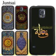 Juntsai Imam Ali Islamic Shia Holy Soft Rubber Case For Samsung Galaxy S8 S9 Plus S5 S6 S7 Edge Note 8 4 5 Phone Cases