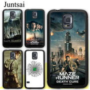 Juntsai The Maze Runner Thomas Newt Soft Rubber Case For Samsung Galaxy S8 S9 Plus S5 S6 S7 Edge Note 8 4 5 Phone Cases