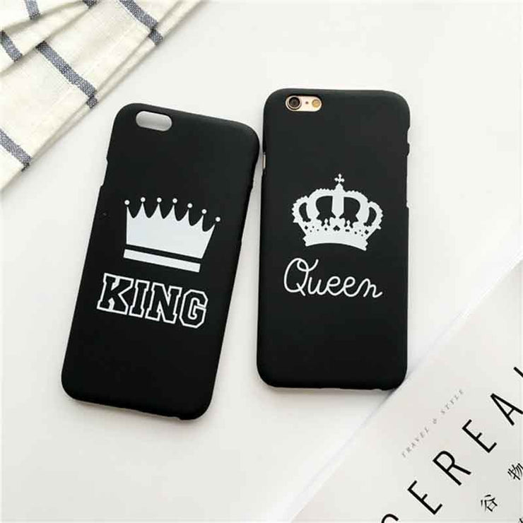 coque iphone 6 king and queen