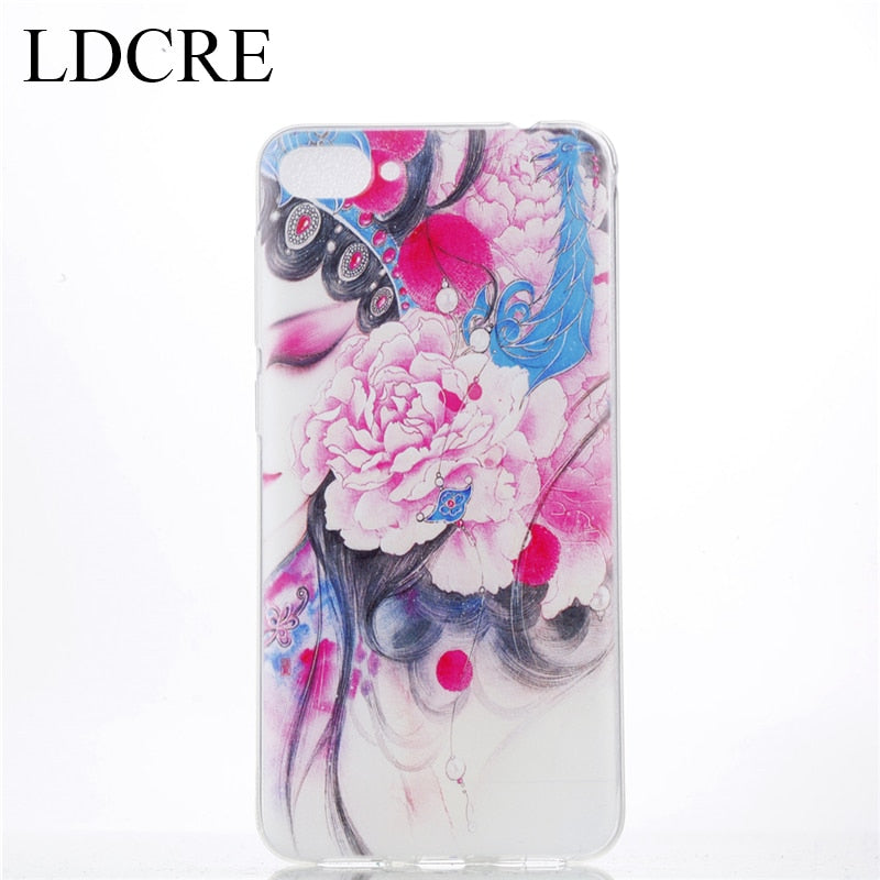 LDCRE For Cover Asus Zenfone4 MAX Case Silicone Phone Cover Case For Asus Zenfone4 MAX ZC520KL Cover For Zenfone4 MAX ZC520KL
