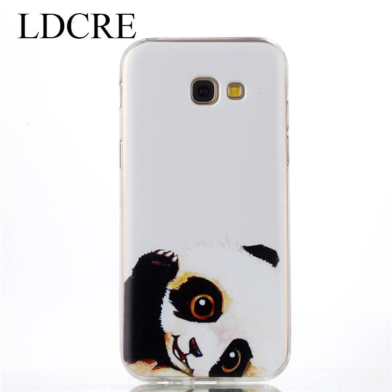 LDCRE For Cover Samsung Galaxy A5 2017 Case Silicone Phone Cover Case For Samsung Galaxy A5 2017 Cover For Samsung A5 2017 Coque