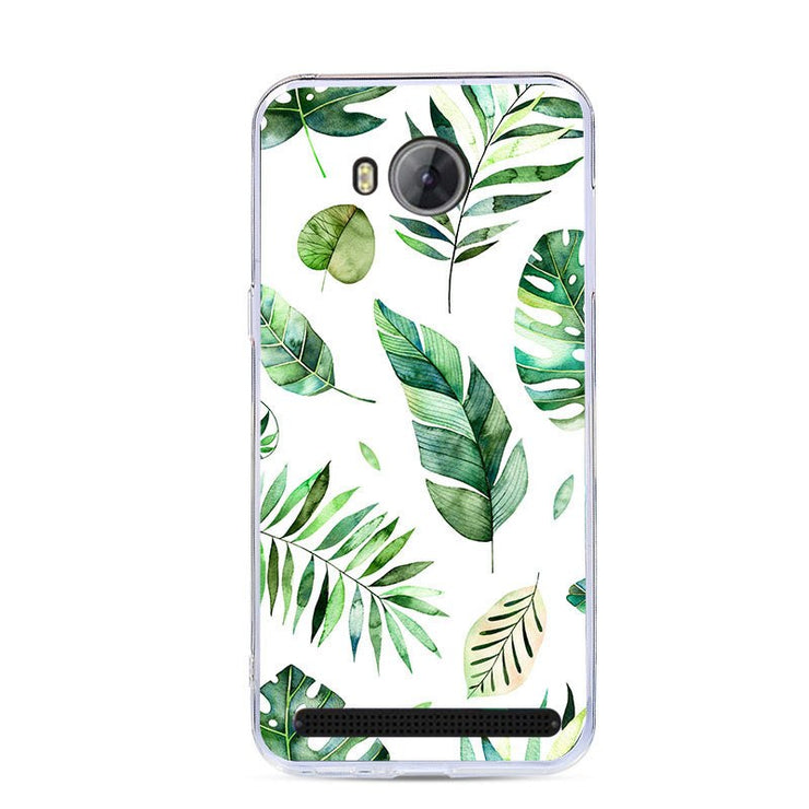 Lamocase Soft Silicone Phone Case For Huawei Y3II Y 3 II Cover For Huawei  Y3 II Y3 2 LUA L21 LUA-U22 Patterned Back Cover Cases