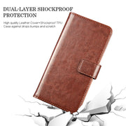 Leather Flip Stand Case Case Wallet Cover For Meizu 15 16 Plus 16th E3 M15 M6T M6S S6 M5 M5S M6 M5 Note