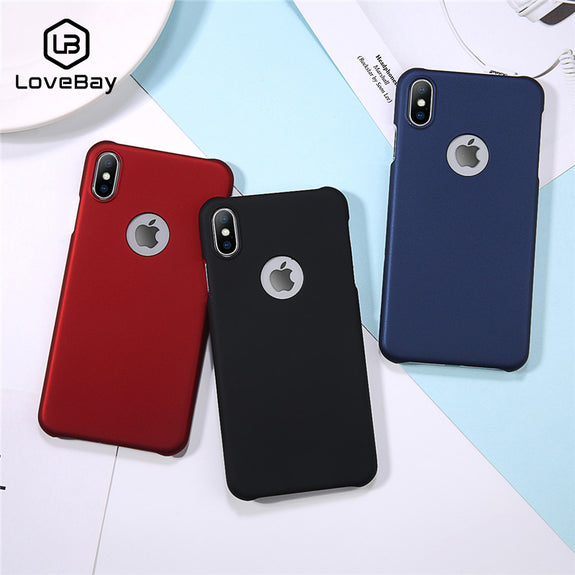 9dcfbdce9a Lovebay Phone Case For IPhone 6 6s 7 8 Plus X XR XS Max 5 5s SE Fashio