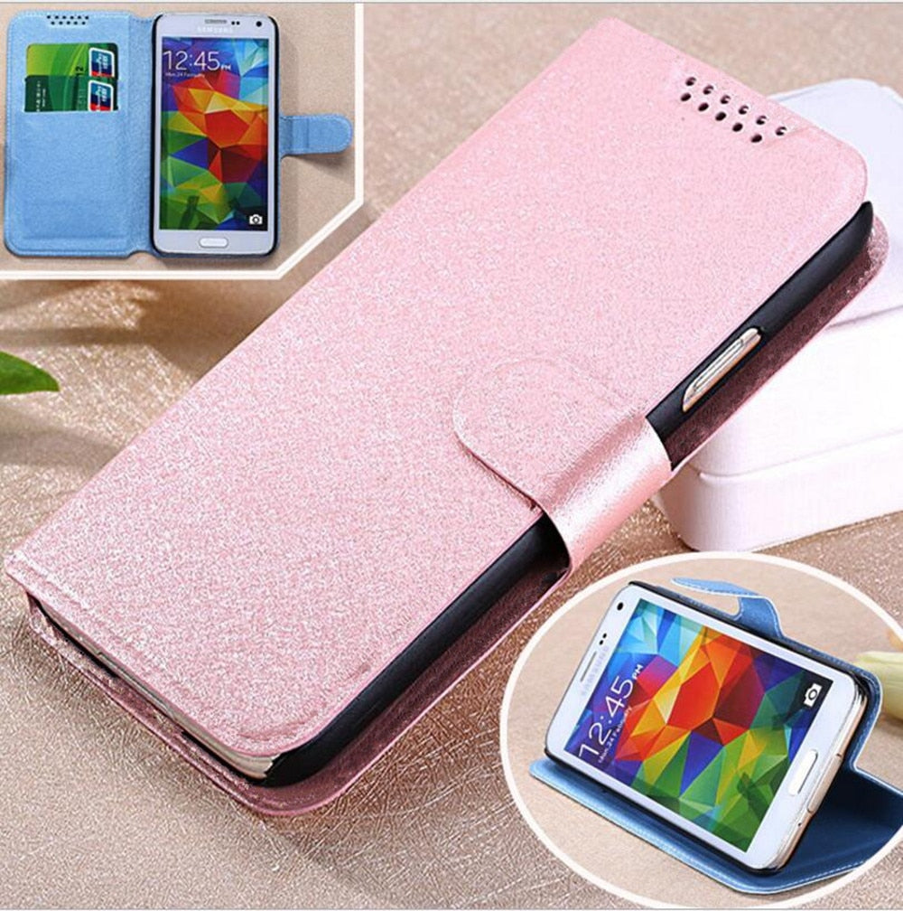 "Luxury Fundas Phone Case For Huawei Y9 2018 5.93"" Coque Stand Flip Cover Wallet PU Leather Bag Skin"