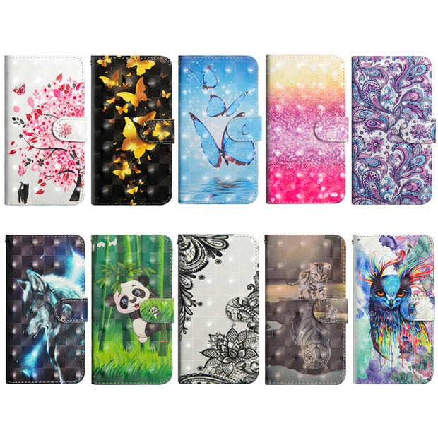 Luxury PU Leather Case For Motorola Moto C Plus Wallet With Flip Stand Style Phone Bag Cover SFor Motorola C Plus XT1723 XT1724