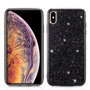 Luxury Shinning Glitter Bling Case For Iphone X XS Max XR 8 8 Plus 7 7 Plus Sequins Girl Phone Case Soft TPU Back Cover Case
