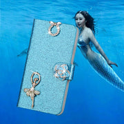 Luxury Wallet PU Leather Flip Case Cover For HTC Desire 320 Cell Phone Case Back Cover With Card Holder Stand &