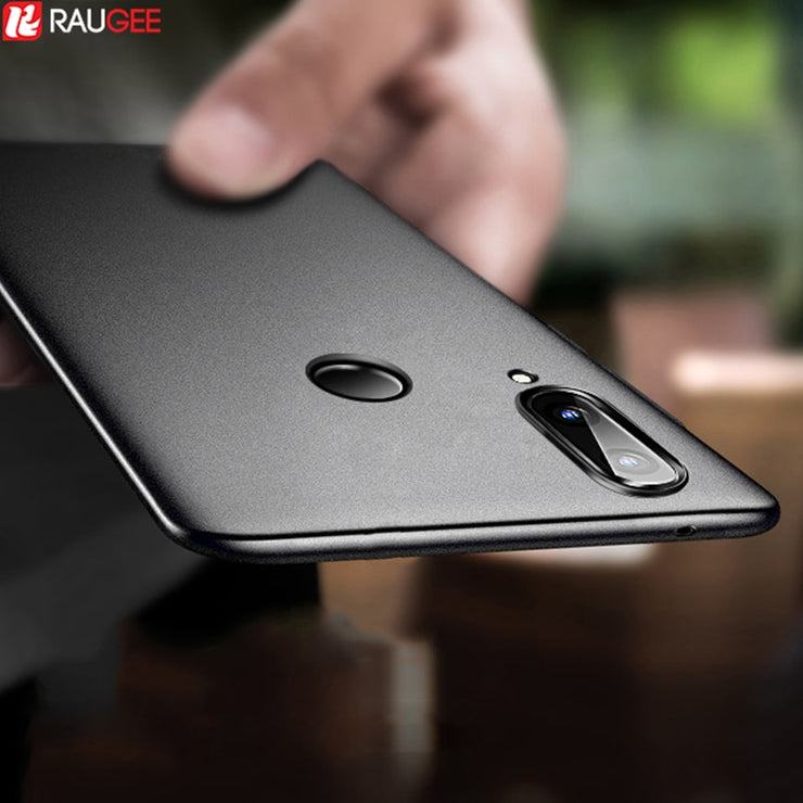 Matte Case For Huawei Nova 3 Case Soft Frosted Matte Back Cover Ultra Thin Protective TPU Silicon Cover For Huawei Nova 3 Case