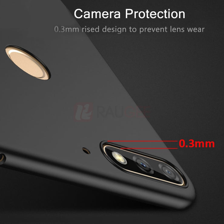Matte Case For Huawei Y6 Prime 2018 Case Silicon Ultra Thin Soft Bumper Back TPU Back Cover Shell For Huawei Y6 Prime 2018 Case