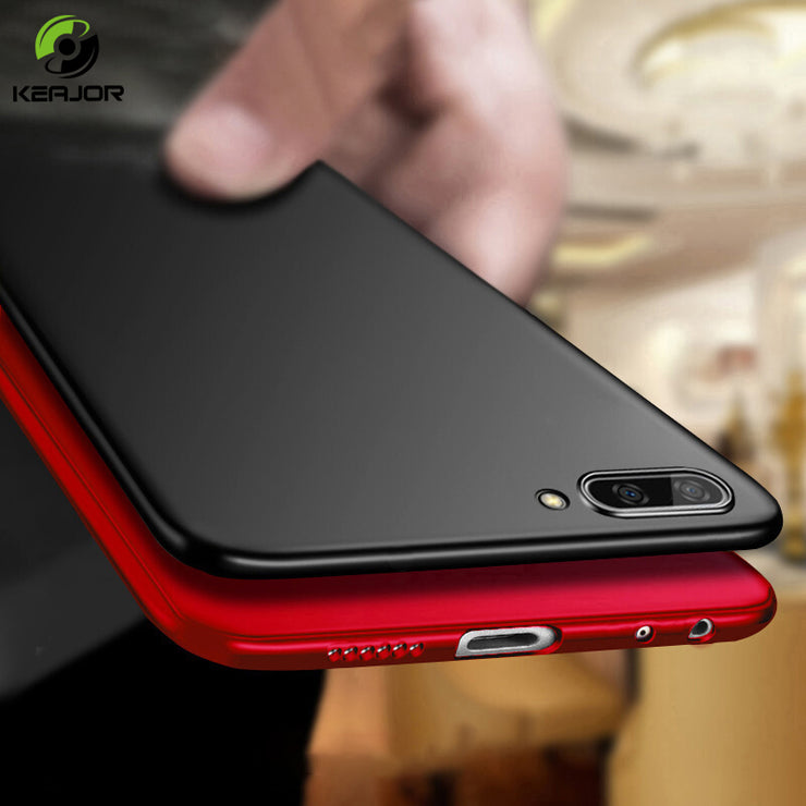 Matte Soft Case For Huawei Honor 10 Case TPU Silicone Ultra Thin Bumper Protective Back Cover For Huawei Honor 10 Phone Case