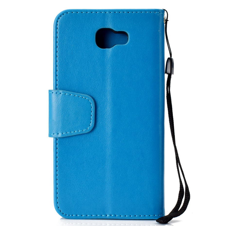 Milyssi Case For Samsung Galaxy J7 Prime Wallet PU Leather Case For Samsung Galaxy J7 Prime G610 G610F Flip Protective Cover Bag
