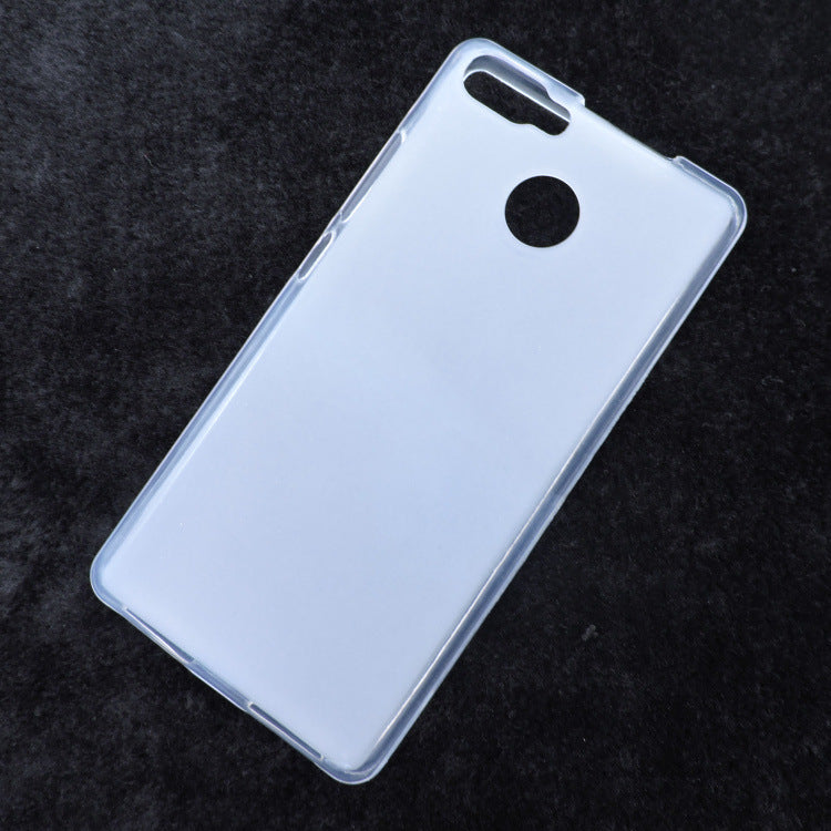 Mobile Bag Phone Cover Fashion Matte Soft Silicone TPU Back Cover For Cubot H3 Funda Case Phone Cases