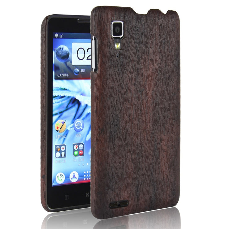 buy online 178a6 02f6e New Arrival Wooden Grain Case For Lenovo P780 Mobile Phone Back Cover Capa  PU Leather Cases For Lenovo P780 Coque Fundas