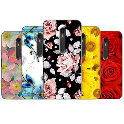 New Arrive For Motorola Moto X Style Case XT1572 XT1570 Cover 3D Relief Painting Hard Plastic Back Cover Case
