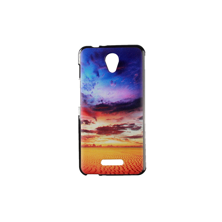 New Color Painting Fundas Capa Cover For One Touch Pop 4 Soft TPU Silicone Phone Case For Alcatel POP4 5051D 5051J 5051M 5""
