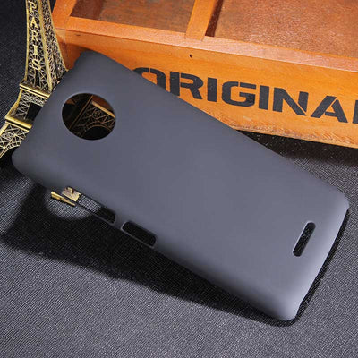 New Multi Colors Luxury Rubberized Matte Plastic Hard Case Cover For Motorola Moto C 5.0inch Phone Cases