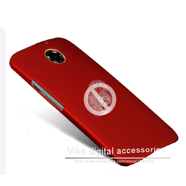 New Multi Colors Luxury Rubberized Matte Plastic Hard Case Cover For Motorola Moto X+1 X2 X 2nd Gen XT1097 Phone Cover Cases