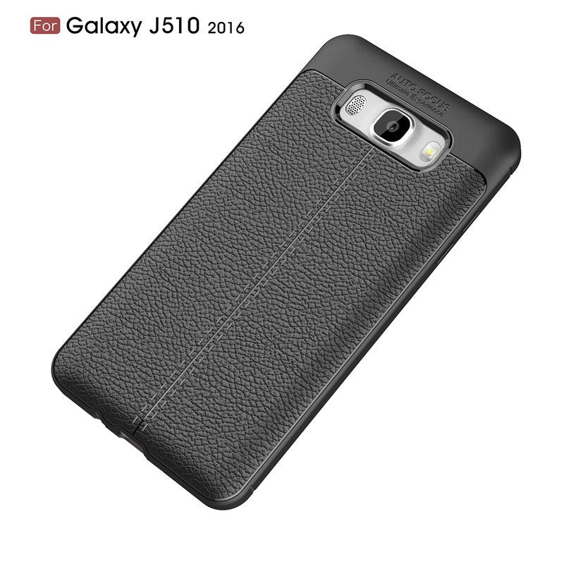 Phone Case For Samsung Galaxy J5 2016 J510F J510 Cover Soft Silicon Ultrathin Back Cover For Samsung J5 2016 Case J510(2016)
