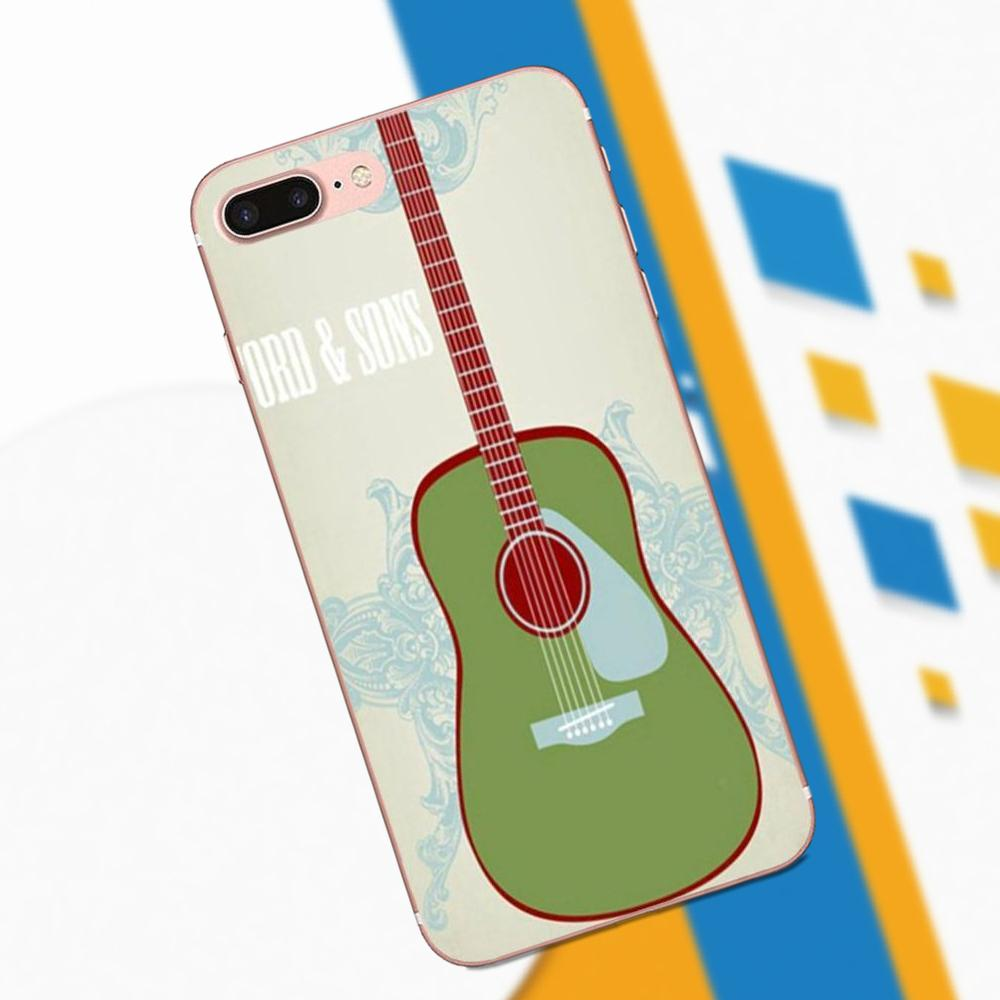 Popular Rock Guitar Mumford And Sons For Huawei Honor 4C 5A 5C 5X 6 6C 6A 6X 7 7X 8 9 V8 V10 Y3II Y5II Y6II G8 P7 Play Lite
