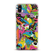 Psychedelic Trippy Aesthetic Abstract Phone Case Cover Shell For Apple IPhone 4 4s 5 5s Se 6 6Plus 6s 6sPlus 7 7Plus 8 8Plus X