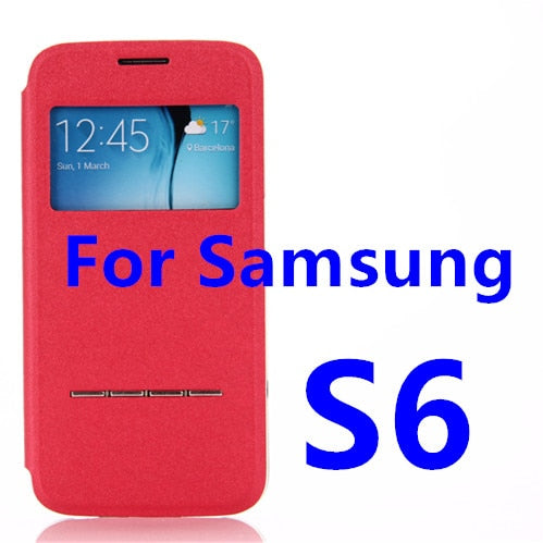 Red for s6