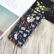 Sailor Moon Crystal Coque Phone Case Shell Cover For Xiaomi Redmi Note 2 3 4 4X 5A 5 6 6A Pro Mi 4 5 5S Plus 5X 6 A1 Note 2 3