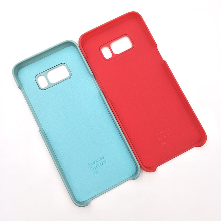 a253856de86d Samsung Galaxy S8/S8 Plus UltraThin Plastic Hard Phone Case Matte Smooth  Surface Protective Back