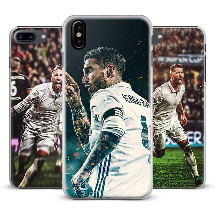 Sergio Ramos Sr4 Coque Fashion Phone Case Cover Shell For Apple iPhone 4 4s 5 5s 740x