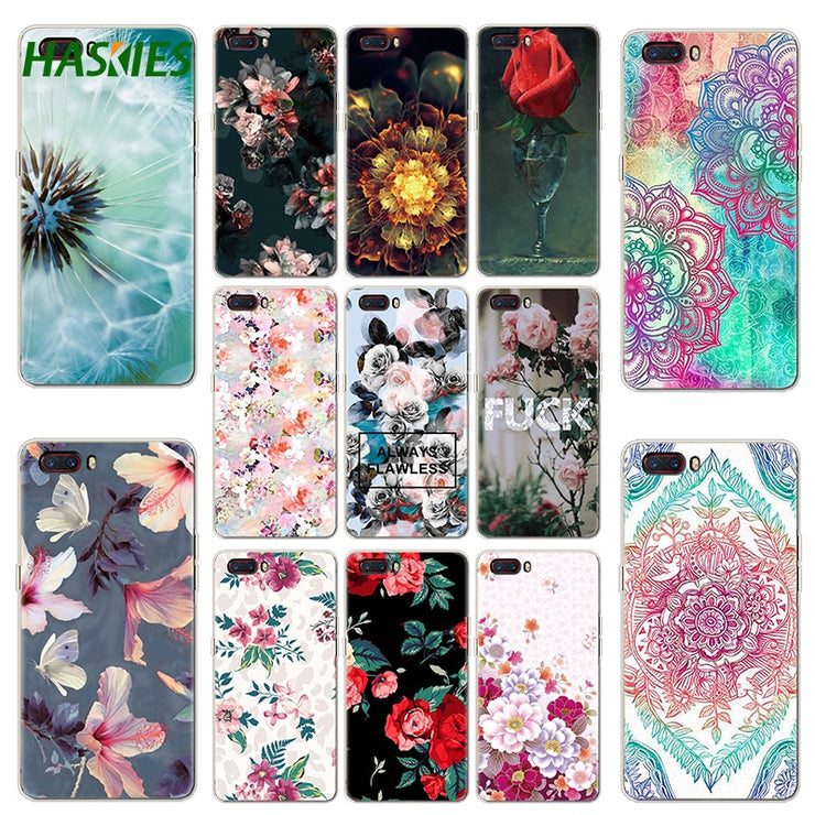 Silicone For ZTE Nubia M2 Case 5 5 Inch Summer Ultra Thin Soft Accessories  TPU Rubber Transparent Clear Bags Back Print Cover