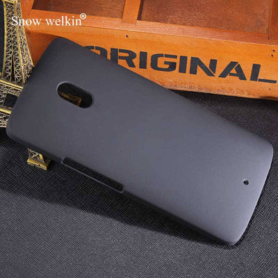 Snow Welkin New Luxury Rubberized Matte Plastic Hard Case Back Cover For Motorola Moto X Play 5.5 Inch Phone Cases