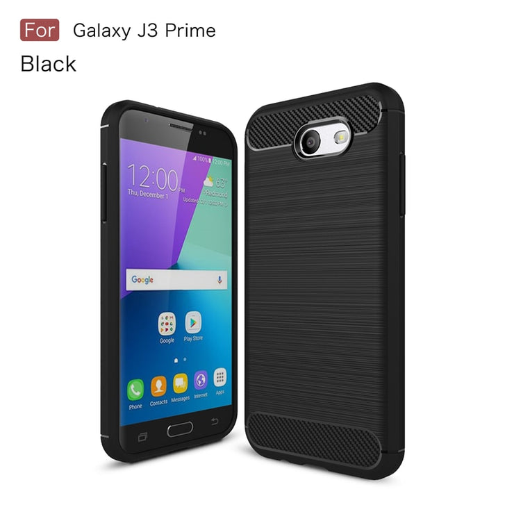 lower price with d65dd 26c81 Soft Silicon Case For Samsung J3 Prime J327 J327A Fundas Cover For Coque  Samsung Galaxy J3 2017 Case US Version