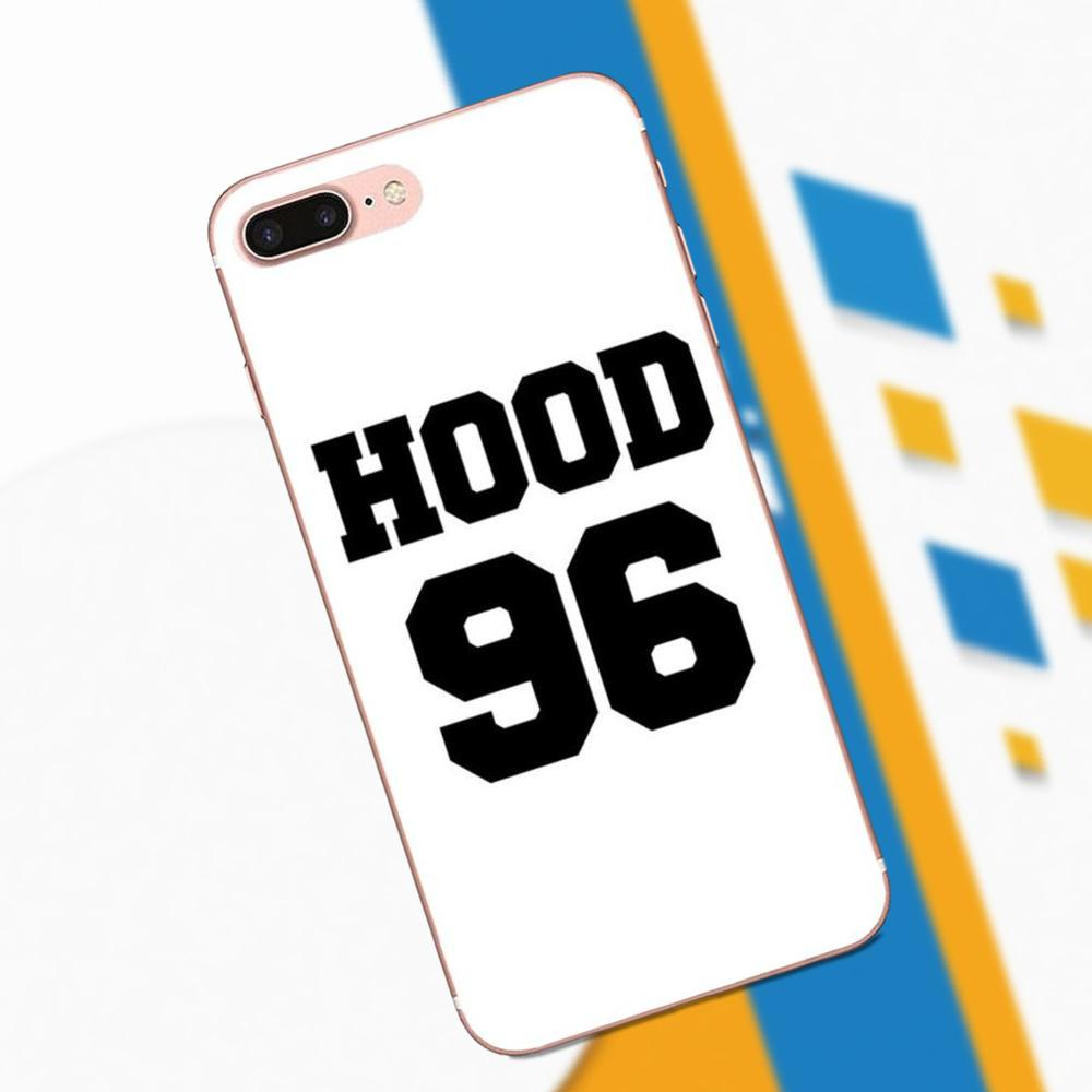 Soft TPU Phone Covers Case 5sos Shirt Hood 96 Shirt Calum Hood For Xiaomi Redmi Note 2 3 3S 4 4A 4X 5 5A 6 6A Pro Plus