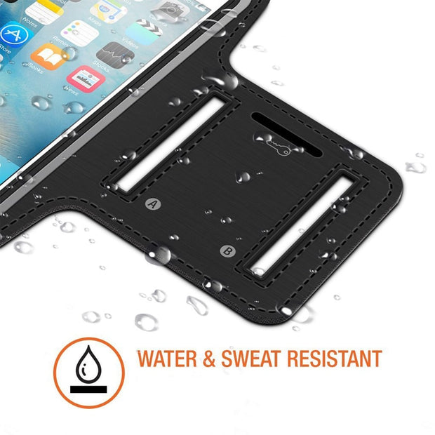 Sports Belt For ZTE Blade A1 Axon 7 Arm Band GYM Running Wrist Waterproof Workout Case Cover For ZTE Blade A1 Axon 7 Jogging Bag