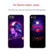 Stranger Things Eleven Anime Phone Case PC For Xiaomi Mi 8 8SE 5X 6x A2 Lite Pocophone F1 Mix 2s Max 2 3 64G Cover