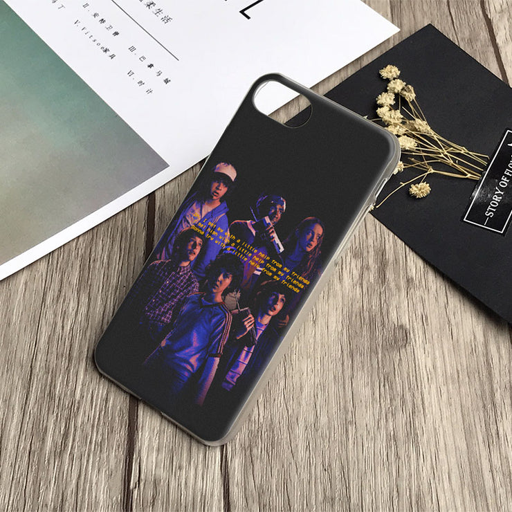 coque iphone 7 stranger things 2