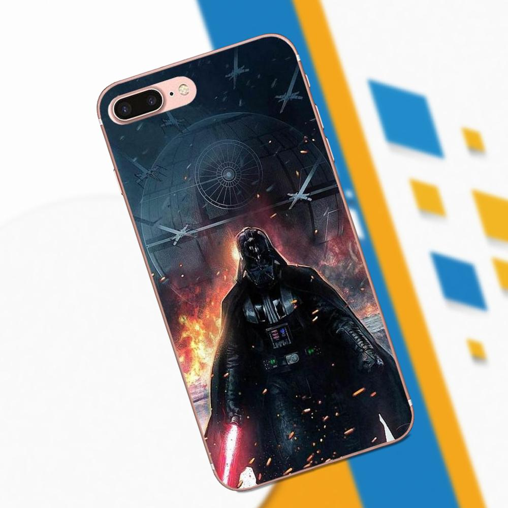 TPU Covers 2 Kinds Darth Vader Star Wars For Huawei Honor 4C 5A 5C 5X 6 6C 6A 6X 7 7X 8 9 V8 V10 Y3II Y5II Y6II G8 P7 Play Lite
