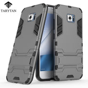 TaryTan 2 In 1 Armor Cases Cool Armor Case For ASUS Zenfone 4V V520KL Hybrid Anti-Skidding Phone Cover For ASUS V520KL Skin Capa
