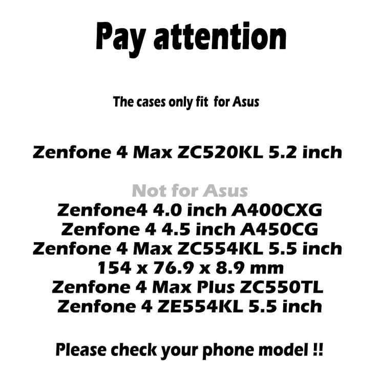 TaryTan 2 In 1 Armor Cases Cool Armor Case For Asus Zenfone 4 Max ZC520KL Case Silicon Shockproof 2 IN1 Hybrid For Asus ZC520KL
